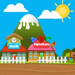Happy Village Toddlers & Kids Educational Games