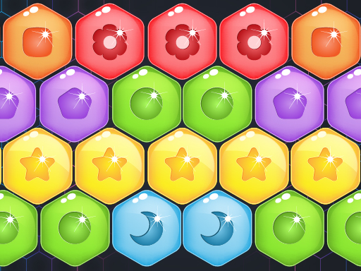 Image Sweet Candy Hexa Puzzle