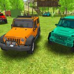4×4 drive offroad