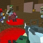 Blocky Warfare the Aweper Zombie